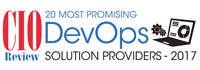 Top 20 DevOps Solution Companies - 2017