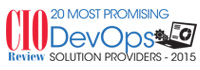 Top 20 DevOps Solution Companies - 2015