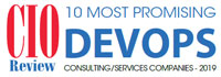 10 Most Promising DevOps Consulting/Services Companies - 2019
