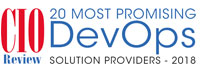 Top 20 DevOps Solution Companies - 2018